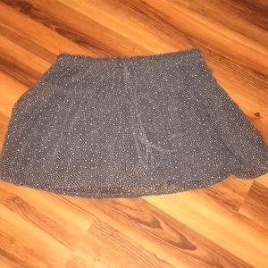 American Eagle Polka Dot Skirt